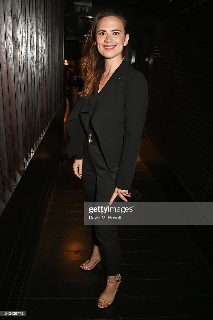 """""""1984"""" - Press Night - After Party : News Photo"""