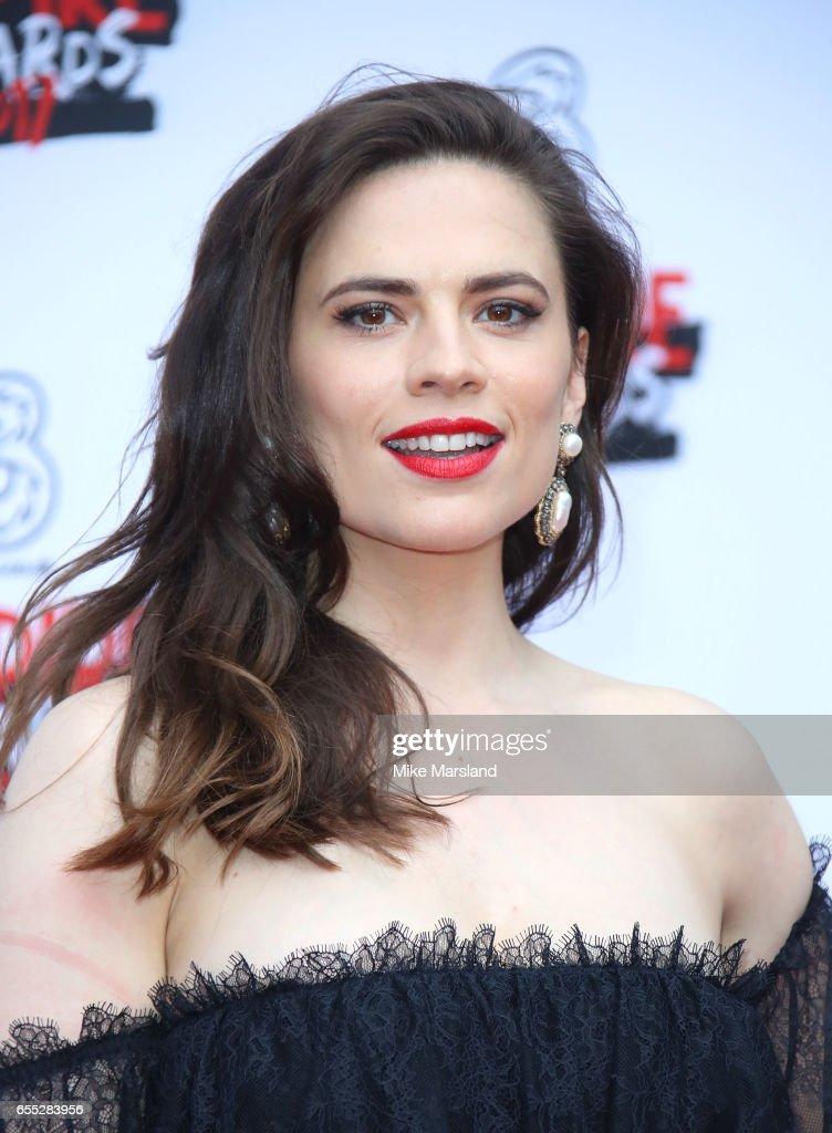 Three Empire Awards - Red Carpet Arrivals