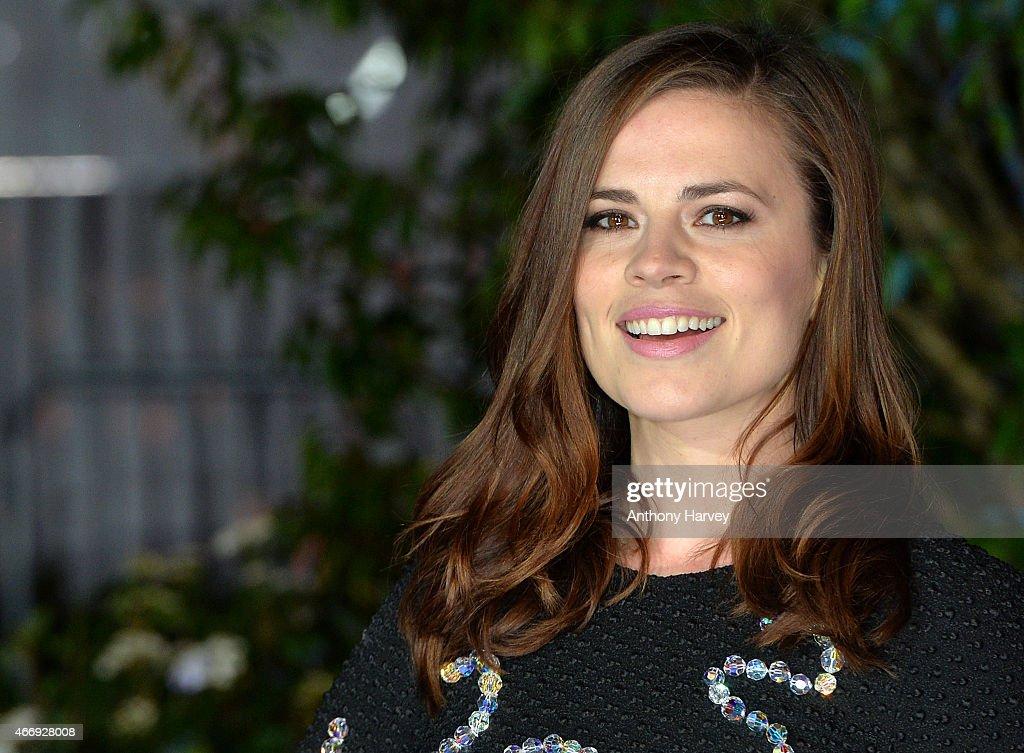 """Cinderella"" - UK Premiere - Red Carpet Arrivals : News Photo"