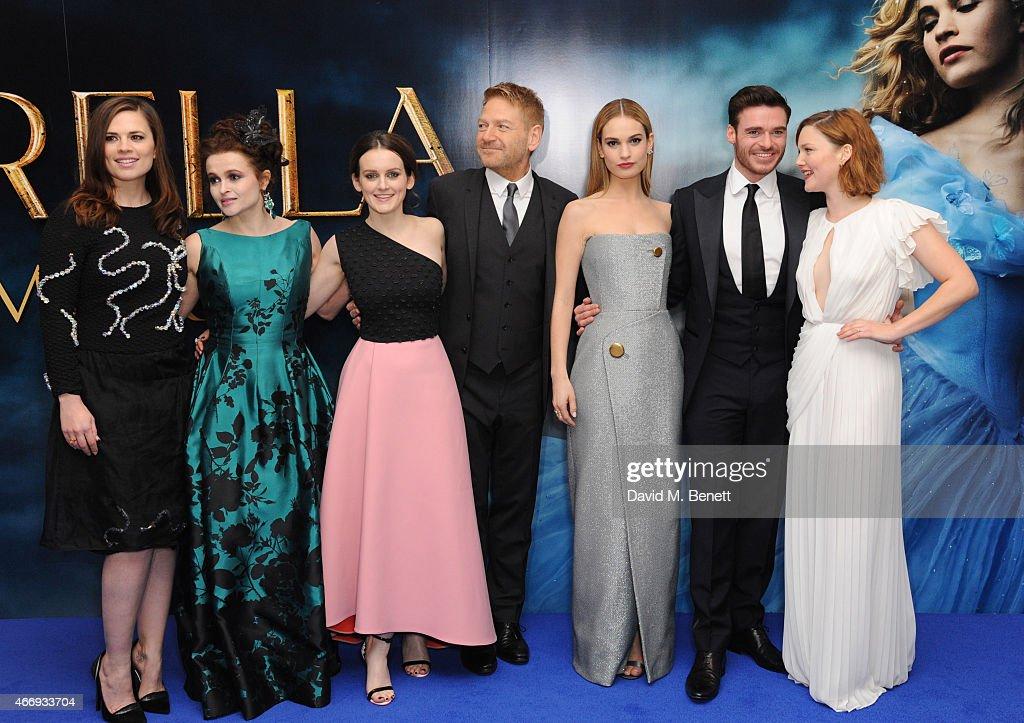 """Cinderella"" - UK Premiere - VIP Arrivals"