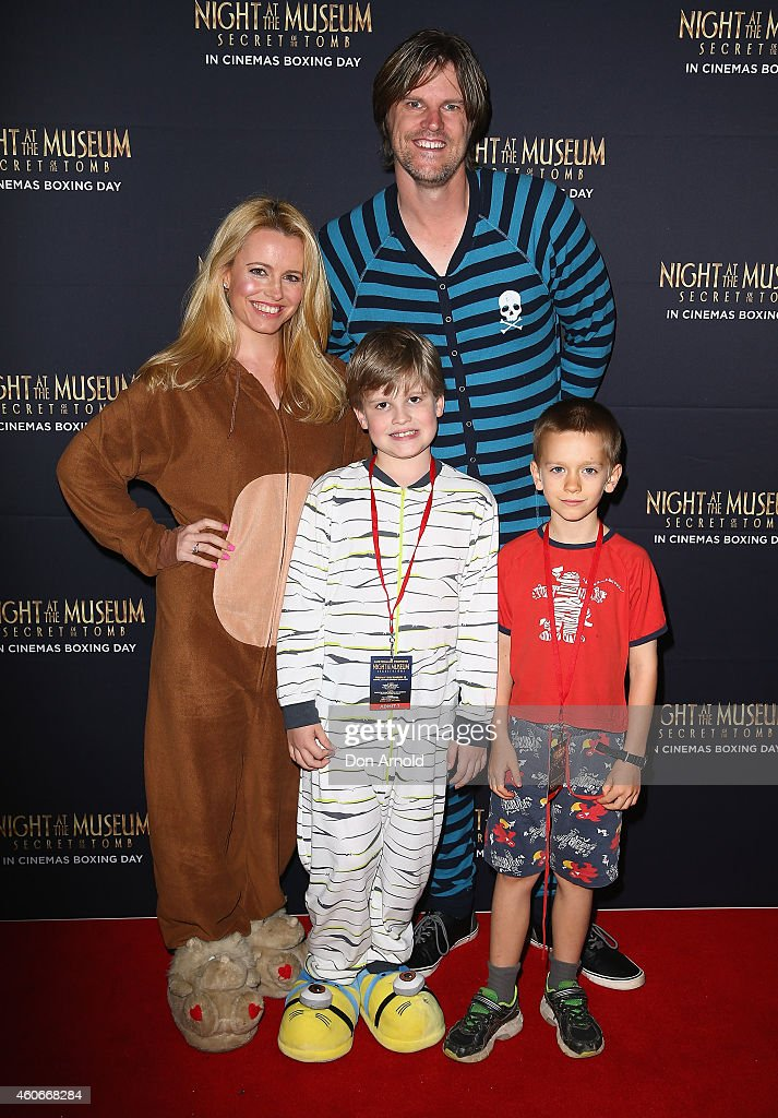 """""""Night At The Museum: Secret Of The Tomb"""" Australian Premiere - Arrivals"""