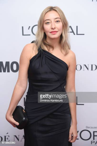 Hayley Coupon attends Glamour's 2017 Women of The Year Awards at Kings Theatre on November 13 2017 in Brooklyn New York