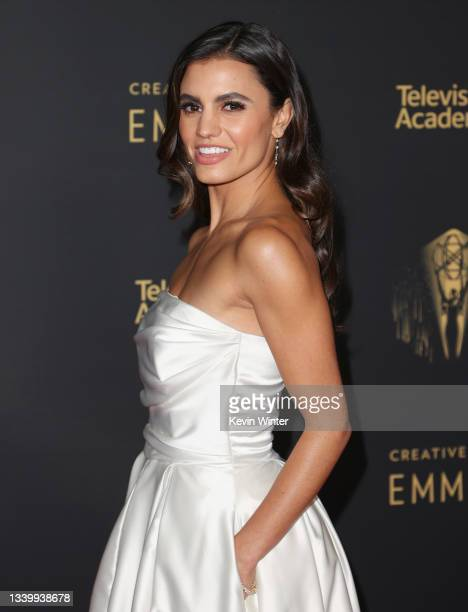 Hayley Erbert attends the 2021 Creative Arts Emmys at Microsoft Theater on September 12, 2021 in Los Angeles, California.