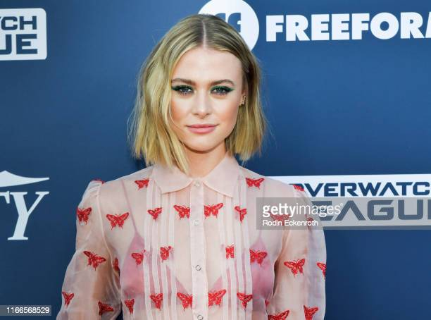 Hayley Erin attends Variety's Power of Young Hollywood at The H Club Los Angeles on August 06 2019 in Los Angeles California