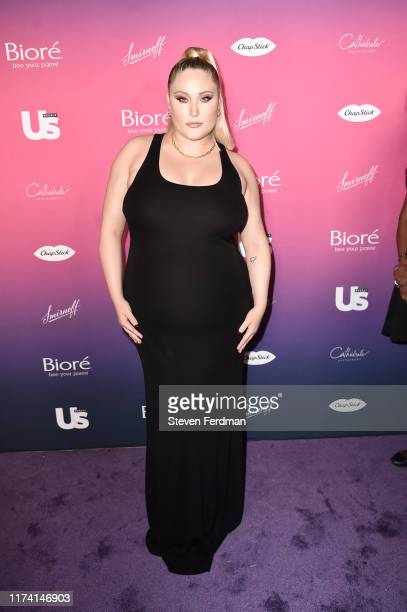 Hayley Hasselhoff attends US Weekly's 2019 Most Stylish New Yorkers red carpet on September 11 2019 in New York City