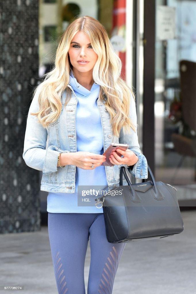 London Celebrity Sightings -  June 18, 2018