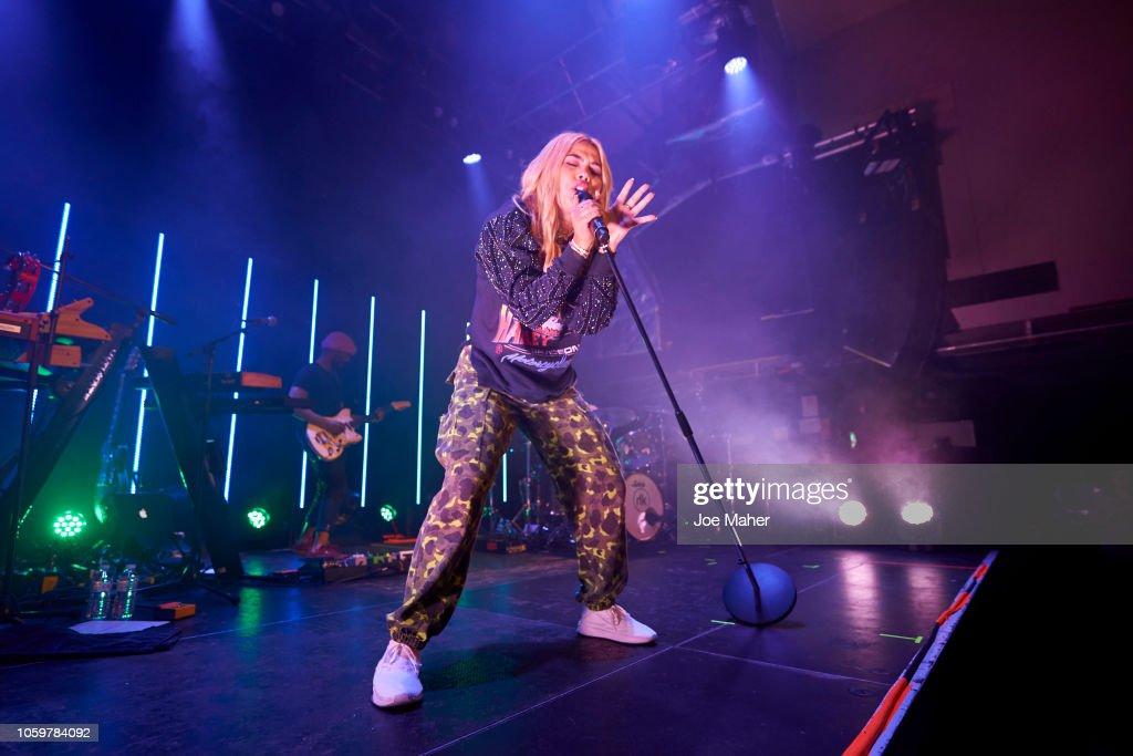 Hayley Kiyoko – Expectations European Tour - O2 Academy, Islington (London, UK Night 2) : News Photo