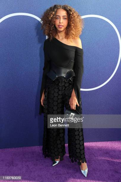 Hayley Law attends the LA Premiere of HBO's Euphoria at The Cinerama Dome on June 04 2019 in Los Angeles California