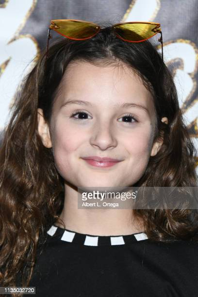 Hayley LeBlanc at Dani Cohn's Surprise 15th Birthday Party at Hollywood Roosevelt Hotel on March 10, 2019 in Hollywood, California.