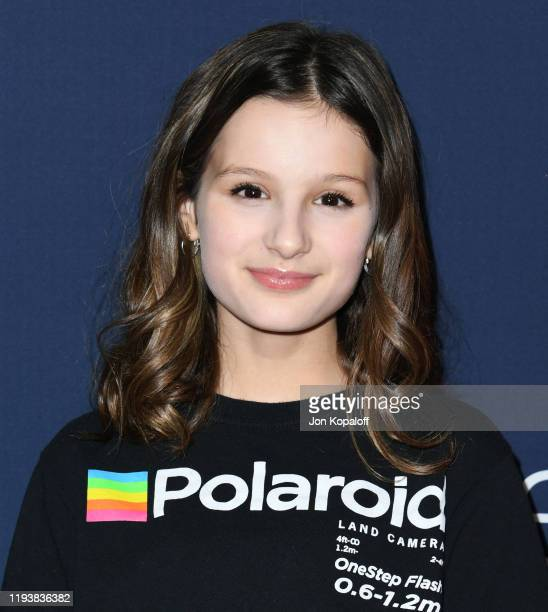Hayley LeBlanc attends the 9th Annual Streamy Awards at The Beverly Hilton Hotel on December 13, 2019 in Beverly Hills, California.