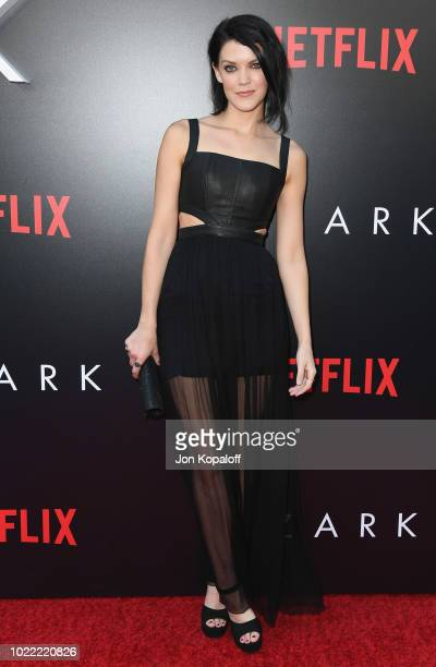 "Hayley Lovitt attends the premiere of Netflix's ""Ozark"" Season 2 at ArcLight Cinemas on August 23, 2018 in Hollywood, California."
