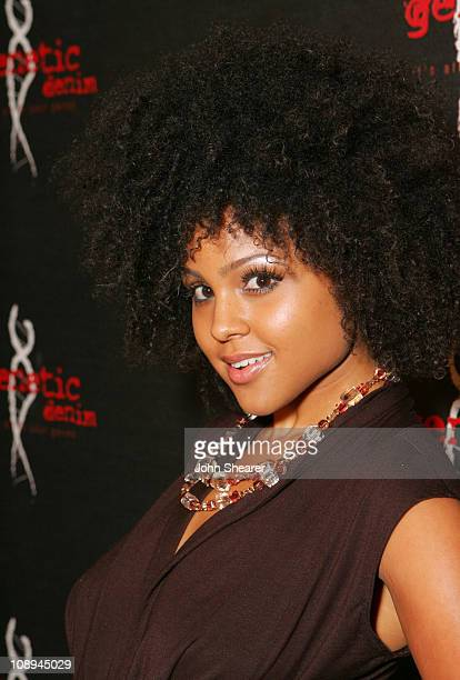 Hayley Marie Norman during Genetic Denim's OneYear Anniversary and the Launch of Their ReVamped Collection Red Carpet at Area in Los Angeles...