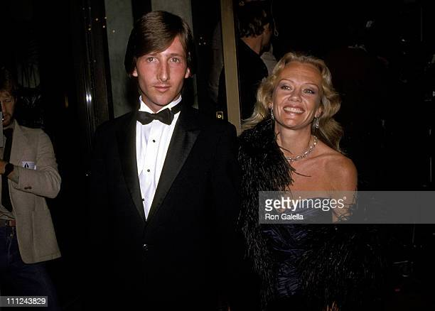 Roy Boulting and Hayley Mills during The 12th Annual Daytime Emmy Awards at Waldorf Hotel in New York City New York United States