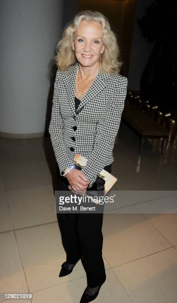 Hayley Mills attends an after party celebrating Press Night of 'Backbeat' at Asia de Cuba in St Martins Lane Hotel on October 10 2011 in London...
