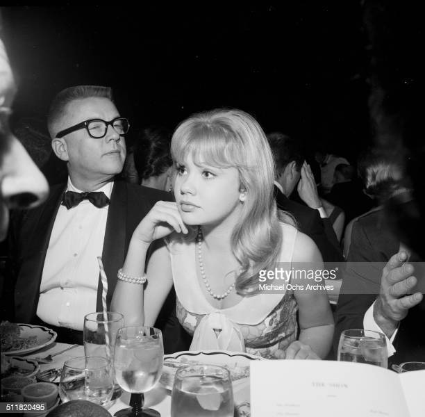 Hayley Mills attends an event in Los AngelesCA