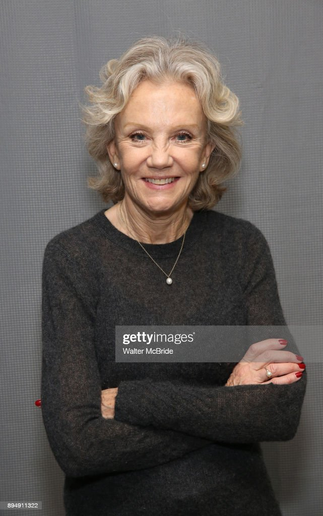 Hayley Mills attends the Off-Broadway Meet & Greet Photocall