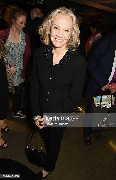 Hayley Mills attends the press night of Pure Imagination The Songs of Leslie Bricusse at the St James Theatre on September 29 2015 in London England