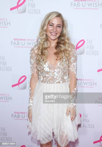 Hayley Paige Wallis attends The Pink Agenda 10th Annual Gala at Three Sixty Degrees on October 5 2017 in New York City