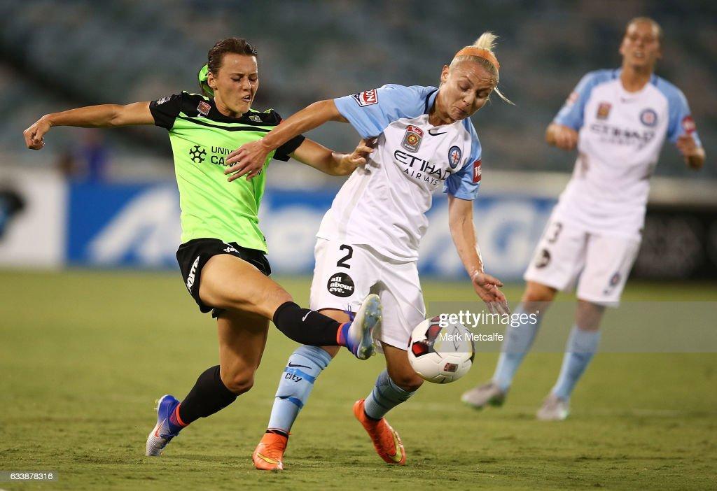 W-League Semi Final - Canberra v Melbourne