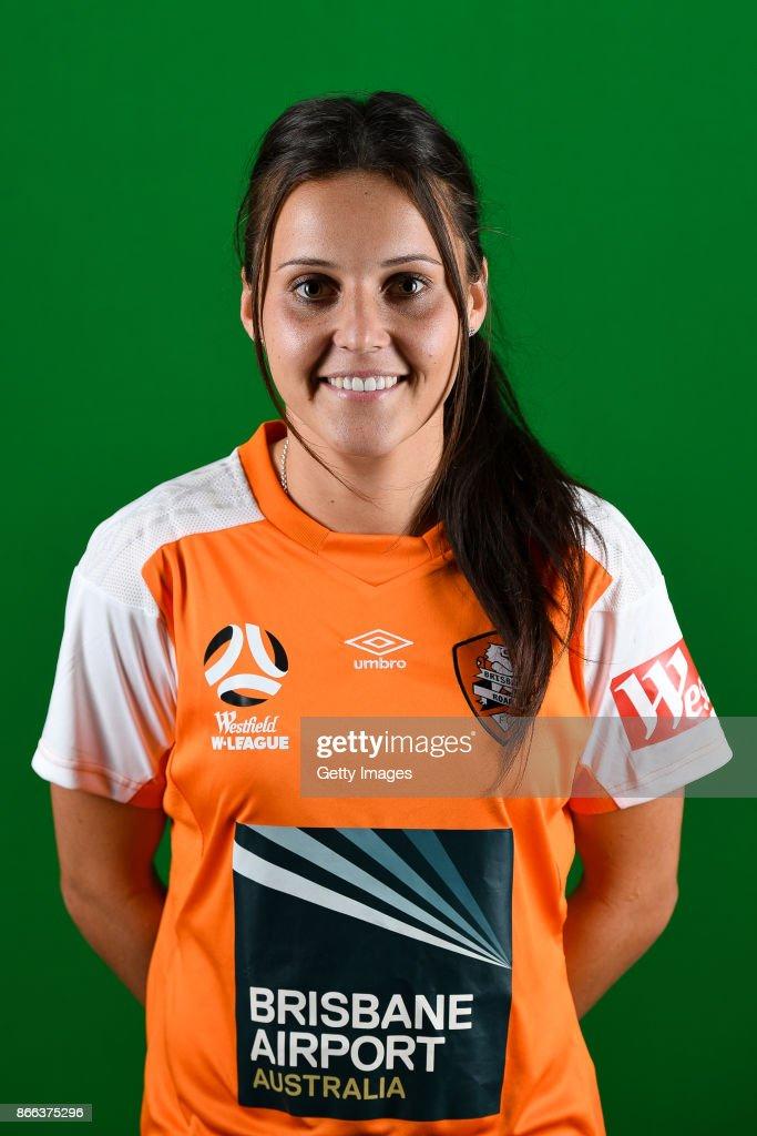 Brisbane Roar W-League Headshots Session