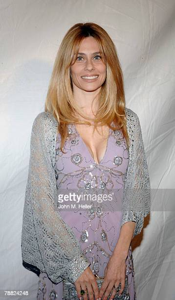 """Hayley Rey attends the first ever """"In Defense of Animals"""" Benefit Concert at the Paramount Theater on the Paramont Studio's Lot on February 17, 2007..."""