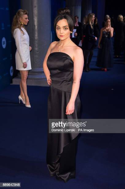 Hayley Squires arrives for The British Independent Film Awards at Old Billingsgate in London