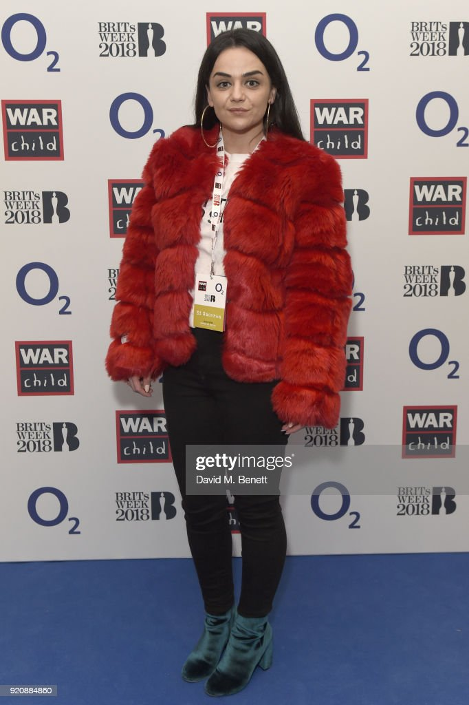 Stars Turn Out In Force At O2 & War Child BRITs Week Gig With Ed Sheeran To Support Children Affected By Conflict