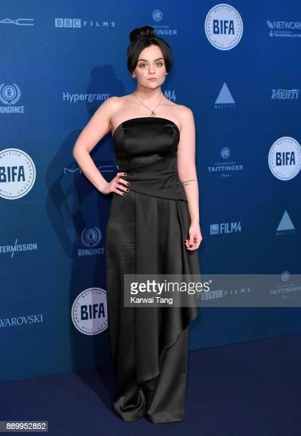 Hayley Squires attends the British Independent Film Awards held at Old Billingsgate on December 10 2017 in London England