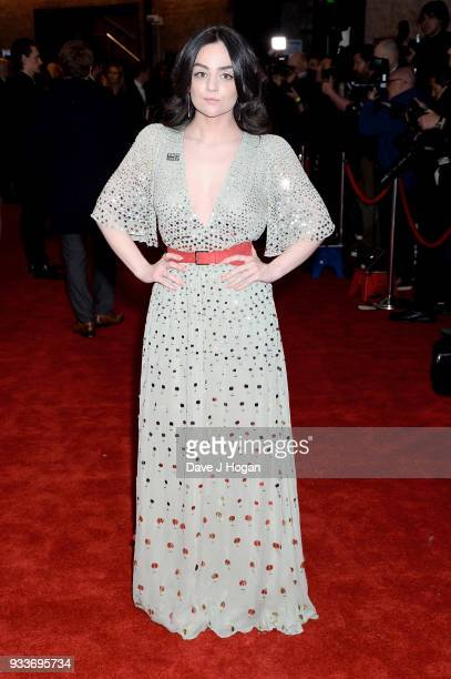 Hayley Squires attends the Rakuten TV EMPIRE Awards 2018 at The Roundhouse on March 18 2018 in London England