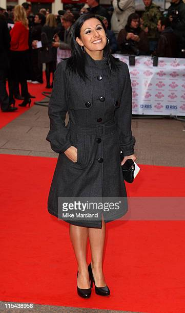 Hayley Tamaddon attends The Prince's Trust and RBS Celebrate Success Awards held at the Odeon Leicester Square on March 18 2008 in London England