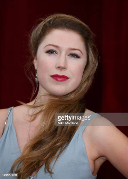 Hayley Westenra attends 'An Audience With Michael Buble' at The London Studios on May 3, 2010 in London, England.