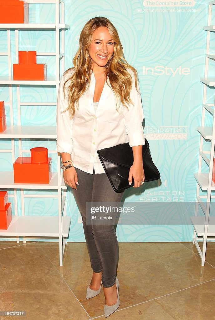 Haylie Duff attends the Step Up 11th Annual Inspiration Awards at The Beverly Hilton Hotel on May 30, 2014 in Beverly Hills, California.