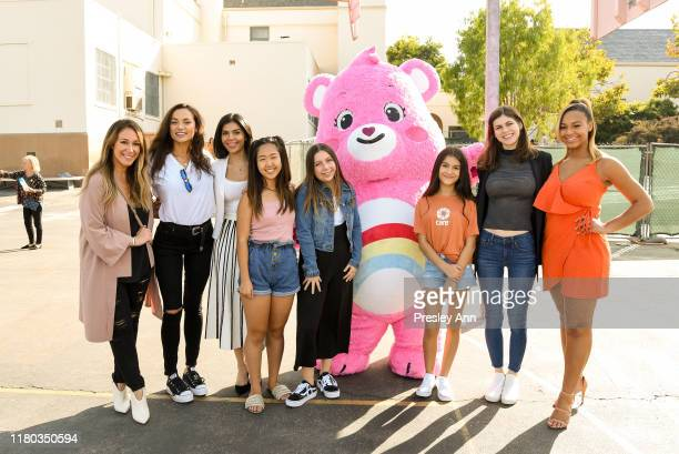 Haylie Duff Christina Ochoa Sheila Shah Nina Lu Rita Angel Taylor Alexandra Daddario and Nia Soux attend international day of the girl with CARE and...