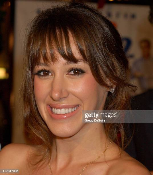 Haylie Duff during Cheaper by the Dozen 2 Los Angeles Premiere Arrivals at Mann Village Theatre in Westwood California United States