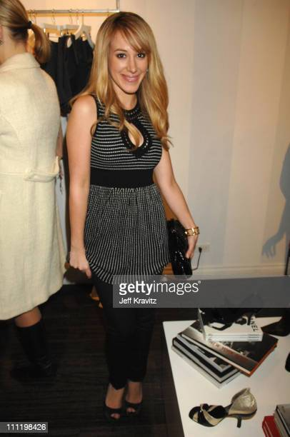 """Haylie Duff during Rickard Shah's Limited Edition Icon Collection Launch Party to Benefit """"Keep A Child Alive"""" at Iconology at Iconology in Los..."""