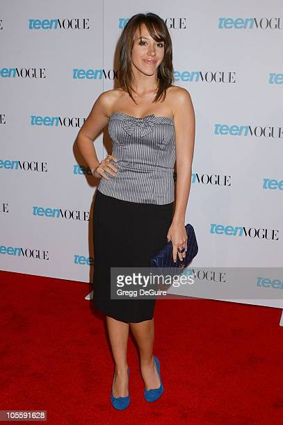 """Haylie Duff during Teen Vogue Celebrates """"Young Hollywood Issue"""" - Arrivals at Hollywood Roosevelt Hotel in Hollywood, California, United States."""
