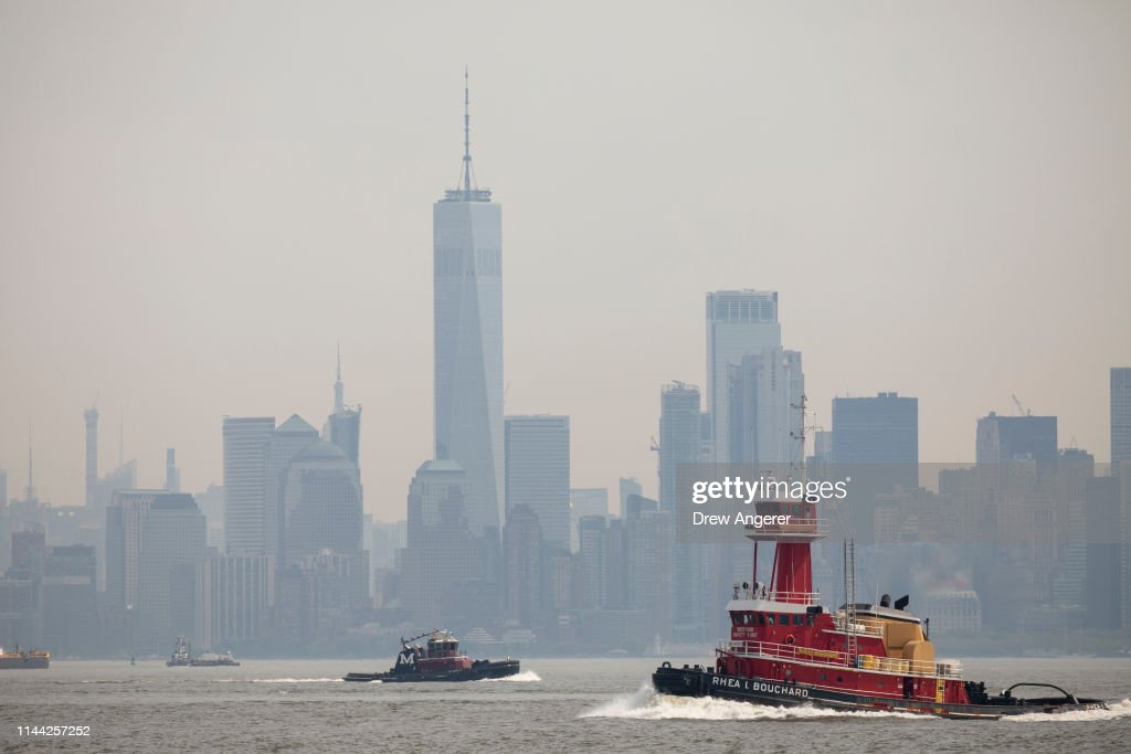 NY: Recent Report Ranks New York City / New Jersey Area As Having 10th Worst Smog Levels In Country