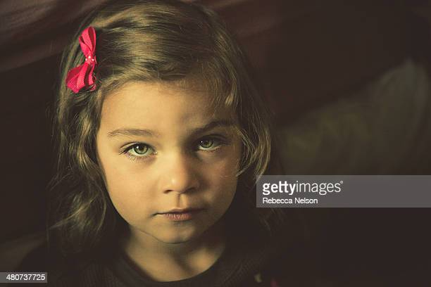 Hazel eyed girl