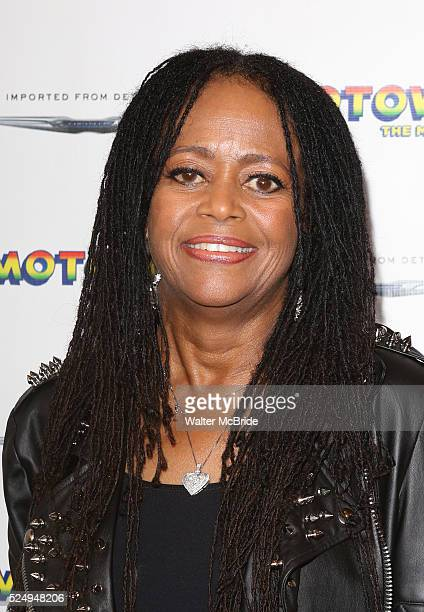 Hazel Gordy attending the Motown Family Night on Broadway at 'Motown The Musical' at the Lunt Fontanne Theatre in New York City on 4/5/2013