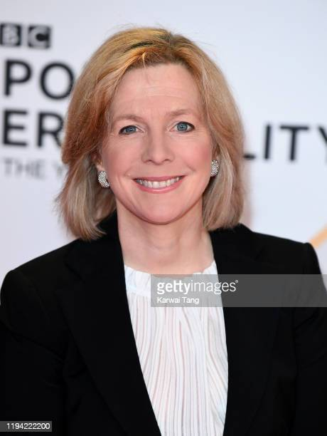 Hazel Irvine attends the BBC Sport Personality of the Year 2019 at PJ Live Arena on December 15 2019 in Aberdeen Scotland