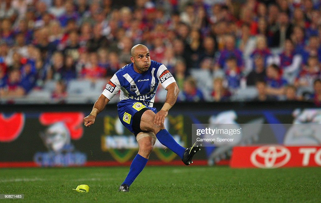 NRL Qualifying Final - Bulldogs v Knights