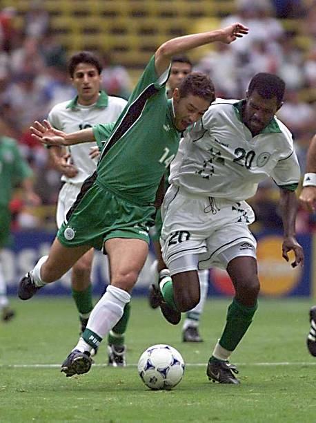 Image result for Egypt Saudi Arabia 1999