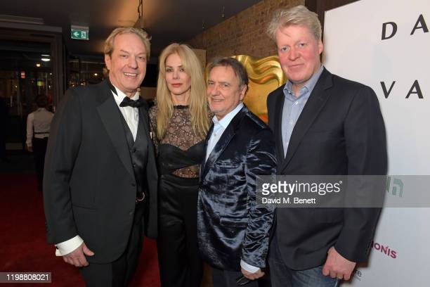 HDdennomore founder Charles Sabine Natalia Traxel Raymond Blanc and Charles Spencer 9th Earl Spencer attend the UK premiere of Dancing At The Vatican...