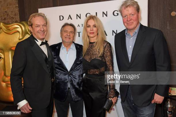 HDdennomore founder Charles Sabine Raymond Blanc Natalia Traxel and Charles Spencer 9th Earl Spencer attend the UK premiere of Dancing At The Vatican...