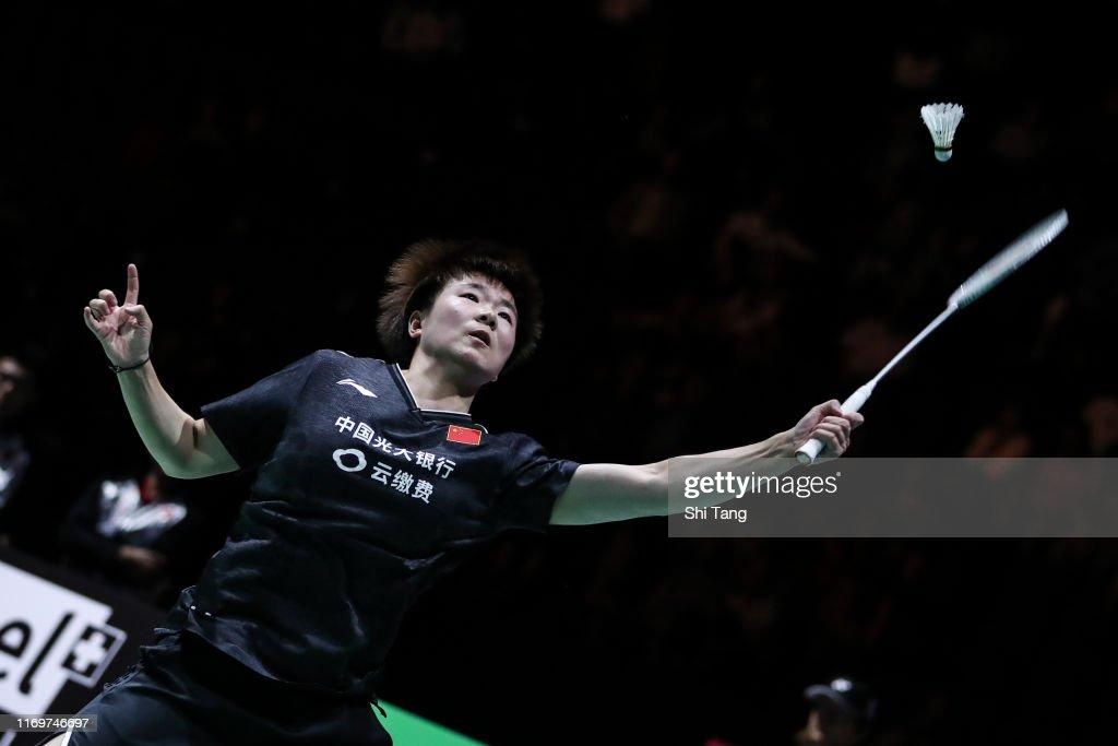 Total BWF World Championships 2019 - Day 5 : News Photo