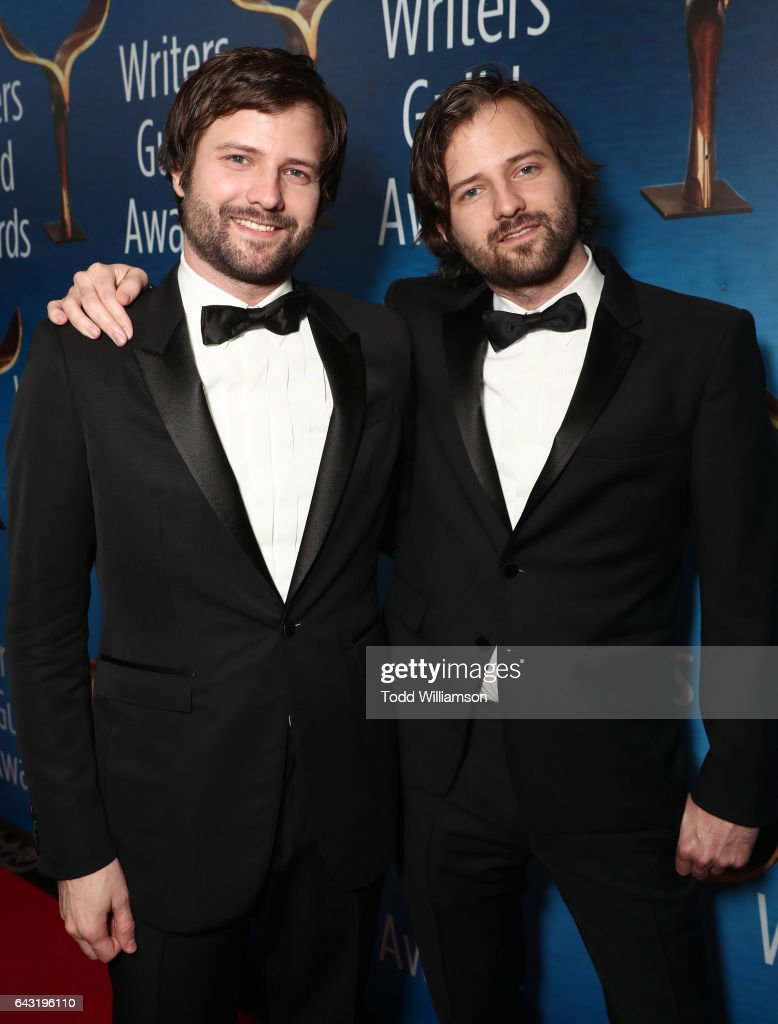 he Duffer Brothers, Matt Duffer and Ross Duffer attend the 2017 Writers Guild Awards L.A. Ceremony at The Beverly Hilton Hotel on February 19, 2017 in Beverly Hills, California.