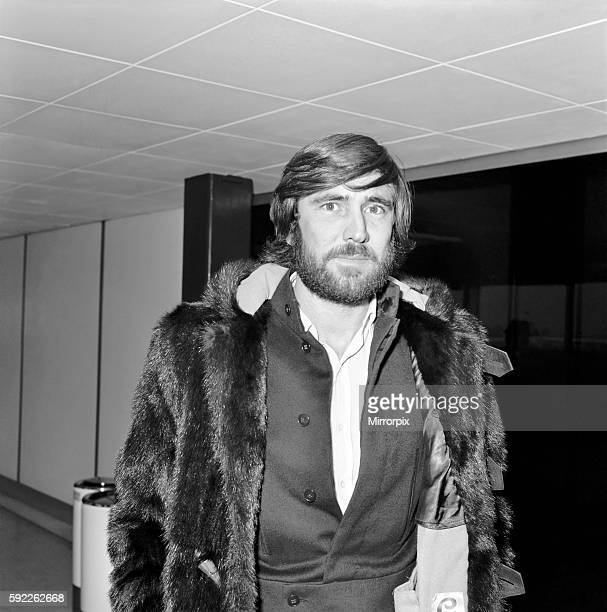 He is here for the premiere of 'On Her Majesty's Secret Service' tonight at the Odeon Leicester Square December 1969 Z12220