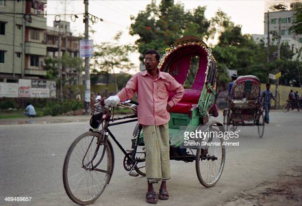 He is one of the earliest owners of Motor Driven Reeksha in Dhaka city. Originally hailing from Madaripur, a southern district of Bangladesh, He came...