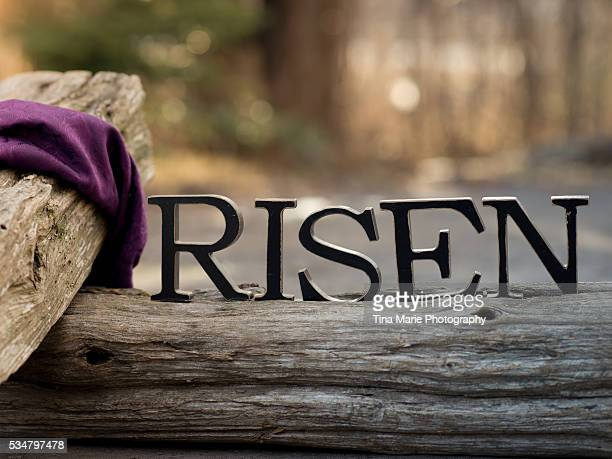 he is risen! - he is risen stock pictures, royalty-free photos & images