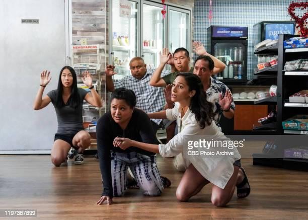 "He kauw ke kanaka na ke aloha"" -- On Valentine's Day, Tani and Noelani are held hostage during a convenience store robbery. Also, Five-0 investigates..."